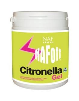 Gel NAF Citronella