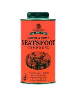 Läderolja Neatsfoot