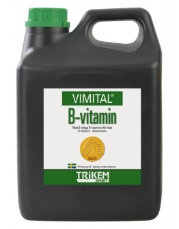 Vimital B-Vitamin, Flytande (1000ml)