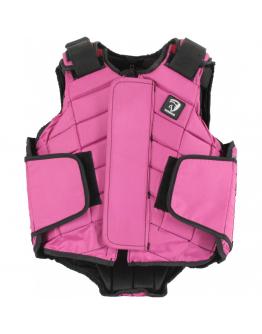 Horka Säkerhetsväst Flexplus Junior Rosa