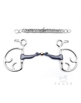Fagers Titanium Sally Flippan