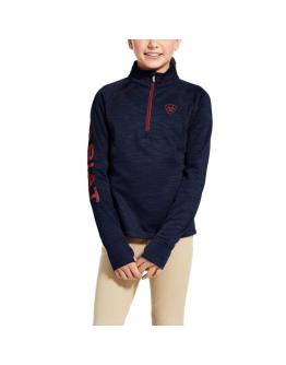 Ariat TEK Team 1/2 Zip Sweatshirt Junior