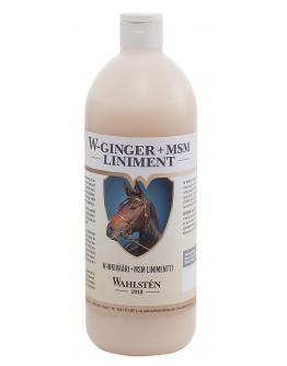 """W-Ginger+MSM Liniment """"Wahlsten"""""""