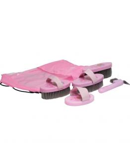 HG Ryktpåse barn i rosa