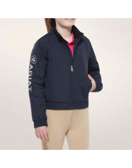 Ariat Stable Team Jacket Junior (Marin)