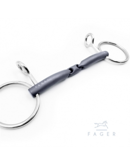 Fagers Fredric Titanium Loose Baucher