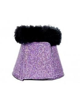 HKM Boots Glitter (Färg: Rosa, Storlek: XL)