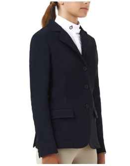 Cavalleria Toscana - Competition Riding Jacket (Marinblå)