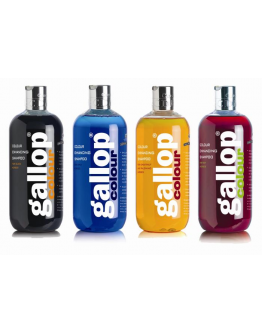 Gallop Shampoo (Fux, 500ml)