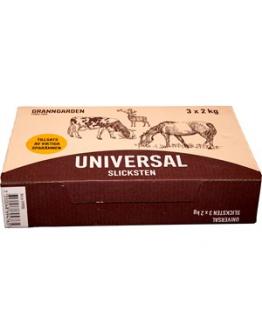 Slicksten Granngården Universal, 3 x 2 kg