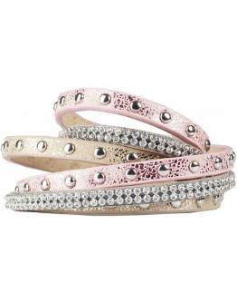 Horka Armband Essy Pink