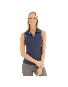 Anky Polo sleeveless dark blue