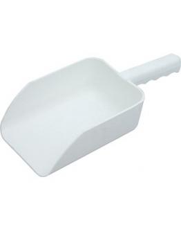 Foderskopa plast vit