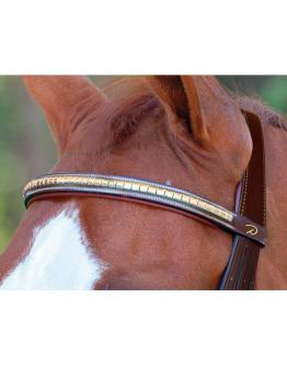 Dyon - klinkerspannband (Brun)