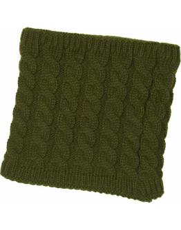 Equipage Cora halstub grön