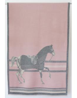 Vintersjal Acrylic Kashmir BIG HORSE