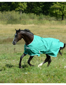 Bucas Freedom Turnout Light Ponny (110, Pine Green)