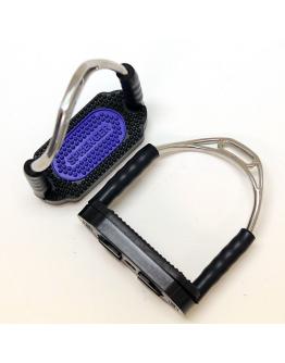 Sprenger Bow Balance Stigbygel Silver (Junior (110mm))