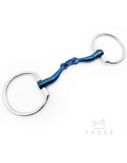 Fagers Titanium Fixed rings bit - CARL (Bett som varit uthyrt)