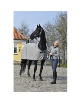 Rider by horse Bamu
