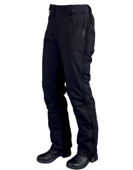 Equipage Winterfield Softshell Byxa Junior (146/152, Svart)