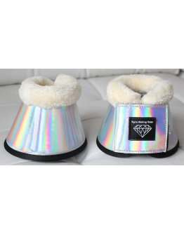 BOOTS HOLOGRAM SILVER
