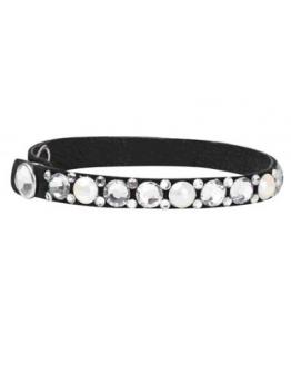 SD Meistro armband med pärla och strass