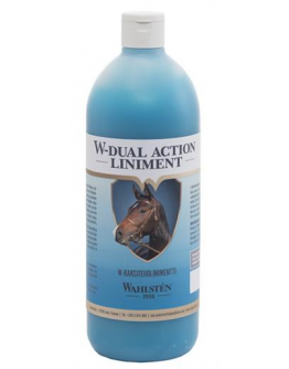 """W-Dual Action Liniment """"Wahlsten"""""""