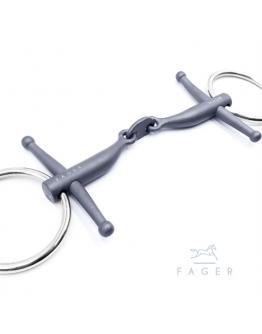 Fagers CARL Titanium Baby Fulmer (Bett som varit uthyrt)