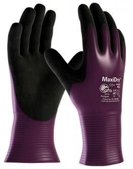 MaxiDry Zero Heldoppad Handske (8, Lila/Svart)