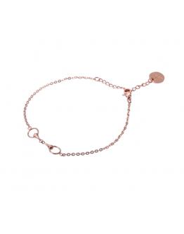 Chain Bracelet Rose Gold