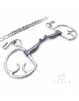 Fagers Titanium Carl (Kim) Flippan