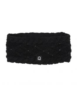 Nellie pannband svart