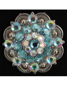 Concho Crystal AB + Aquamarine