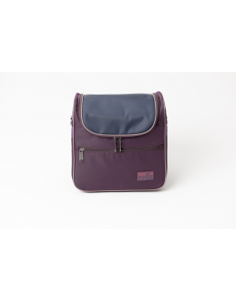 Groomingbag Compact - Bordeaux