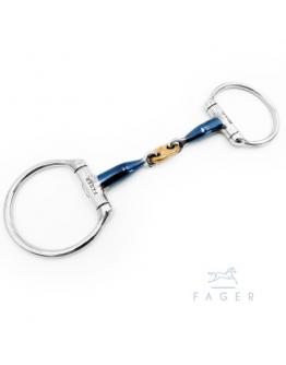 Fagers French Link 45° Fixed Rings ALEXANDER (Bett som varit uthyrt)