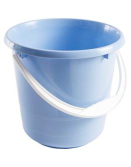 Hink plast blå
