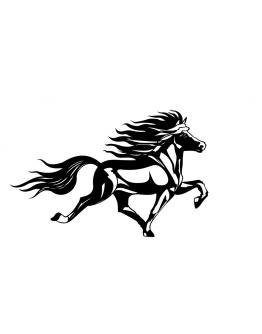 Dekal Islandshäst