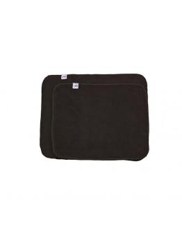 Mias RS Ridpaddar svart  34x28