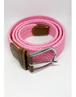 Bälte stretch & läder (Finns i olika färger)