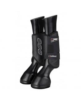 Lemieux Carbon Air XC boots bak