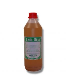 Ekol olja ofärgad 1 liter