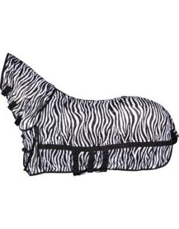 Flugtäcke Willab med hals, Zebra