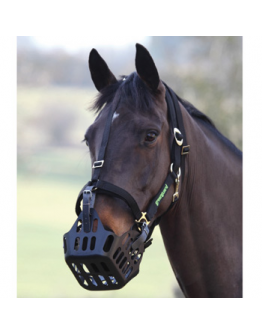 Greenguard Betesreducerare (Ponny, Svart)