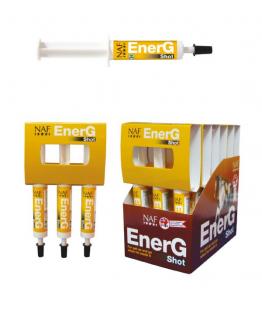 EnerG Shot 3pack NAF