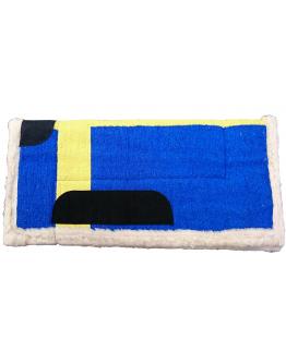 Westernpad svenska flaggan