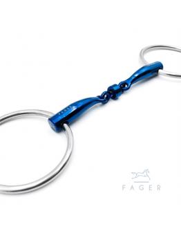 Fagers Titanium Roller Loose Rings bit BIANCA (Bett som varit uthyrt)