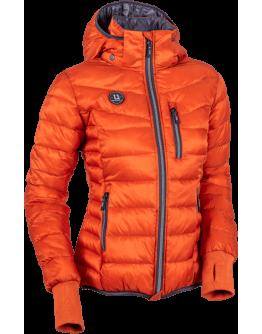 Uhip 365 Midlayer Jacket Orange Rust