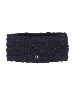 Nellie pannband blå