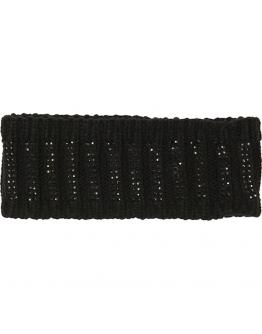 Equipage Chaz pannband svart